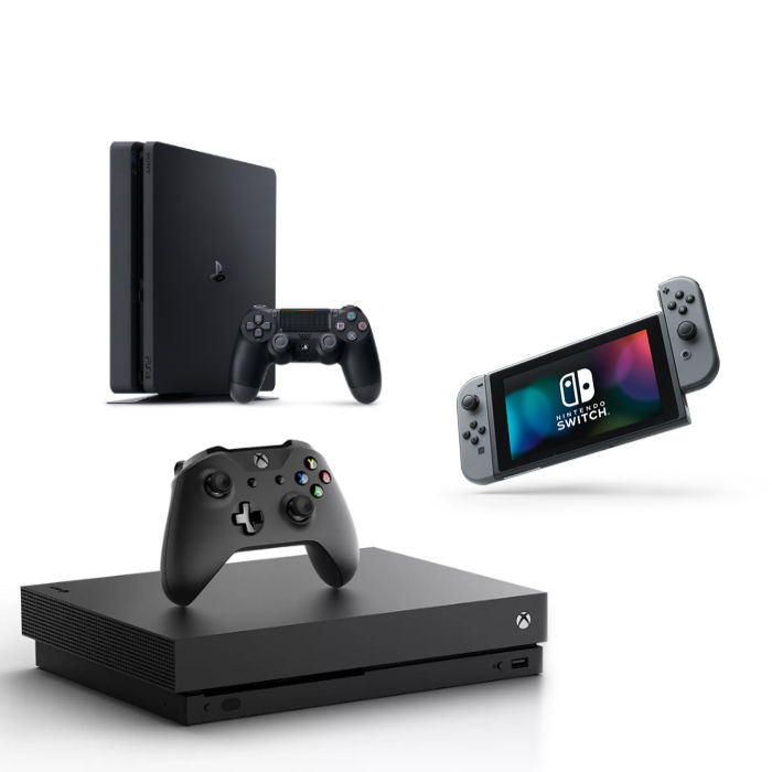 Image of Game Console category