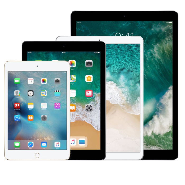 Image of iPad category