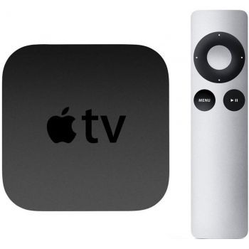 Image of Apple TV 3rd Gen With Remote and Power Supply
