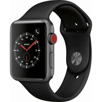 Image of Apple Watch Series 3 GPS + Cellular 42mm with Charger & Strap