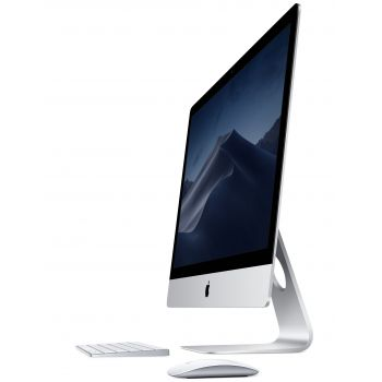 Image of iMac 21.5-inch i3 (2019) with Keyboard and Mouse