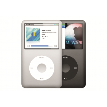 Image of iPod Classic 7th Gen 80GB